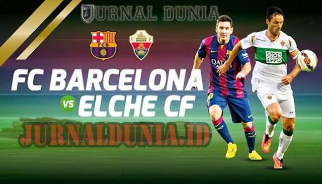 Prediksi Barcelona vs Elche , Kamis 25 Februari 2021 Pukul 01.00 WIB @beIN Sports