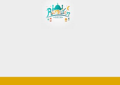 Contoh Sertifikat Pesantren Ramadhan 2020