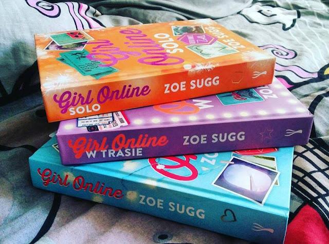 Girl Online: W trasie (Zoe Sugg)- recenzja