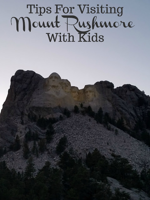 Tips For Visiting Mount Rushmore With Kids