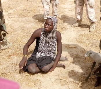 3 suicide bombers killed adamawa
