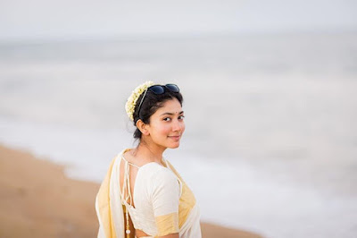 Saipallavi Latest Saree Pics