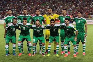 مشاهدة مباراة العراق وفلسطين بث مباشر اليوم ٢٨-١٢-٢٠١٨