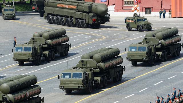 EE.UU. amenaza a la India con sanciones si compra sistemas antiaéreos rusos S-400
