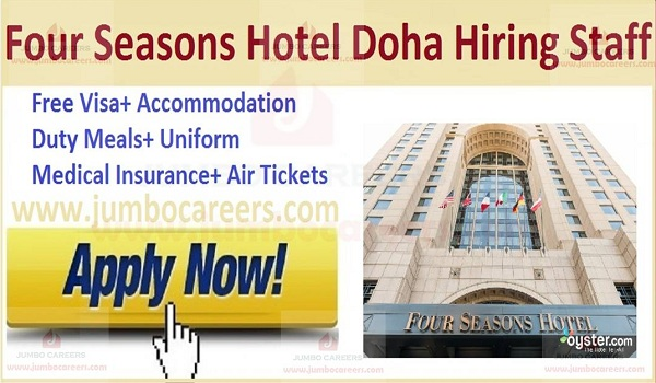 Qatar jobs and careers, Available hotel jobs in Qatar,