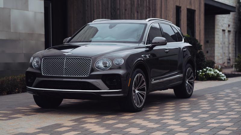 2021 Bentley Bentayga 1st Edition