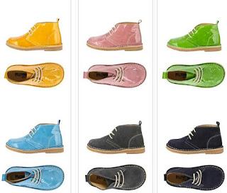 zapatos infantiles