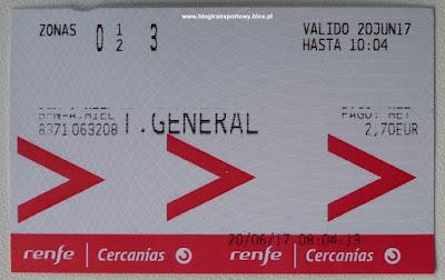 RENFE Cercanías Málaga