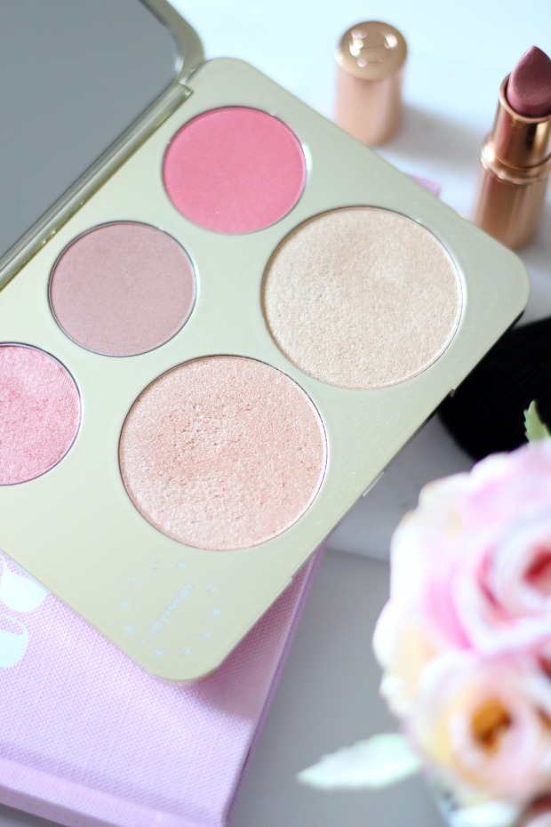 Summer Highlighters: Becca x Jaclyn Hill Face Champage Collection Face Palette, Essence Pure Nude Highlighter
