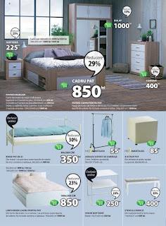 CATALOG JYSK Noiembrie 2018 mobila de dormitor