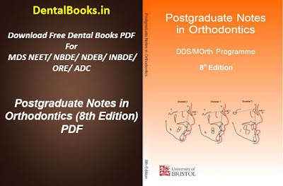 Postgraduate Notes in Orthodontics (8th Edition) PDF DENTAL BOOKS