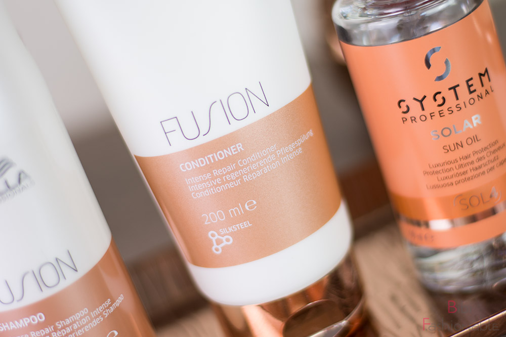 Sommer Haarpflege Wella Fusion Conditioner