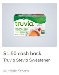 FREE Sample of Truvia & $1.00 Off Coupon!