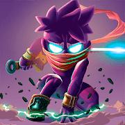 ikon Ninja Dash - Ronin Shinobi: Lari, lompat dan tebas