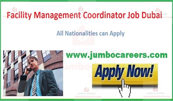 Current facility management jobs in UAE,