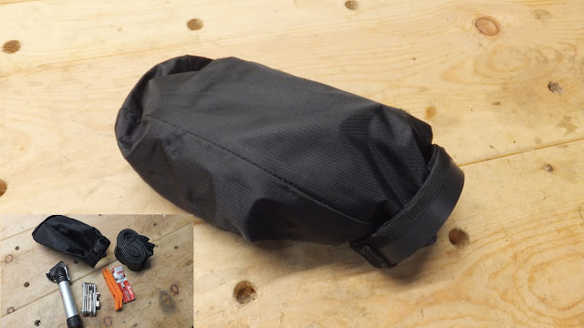 Fatbike Republic Arkel Waterproof Seat Bag Fat Bike Seat Bag