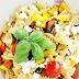 Frisse zomer pasta salade