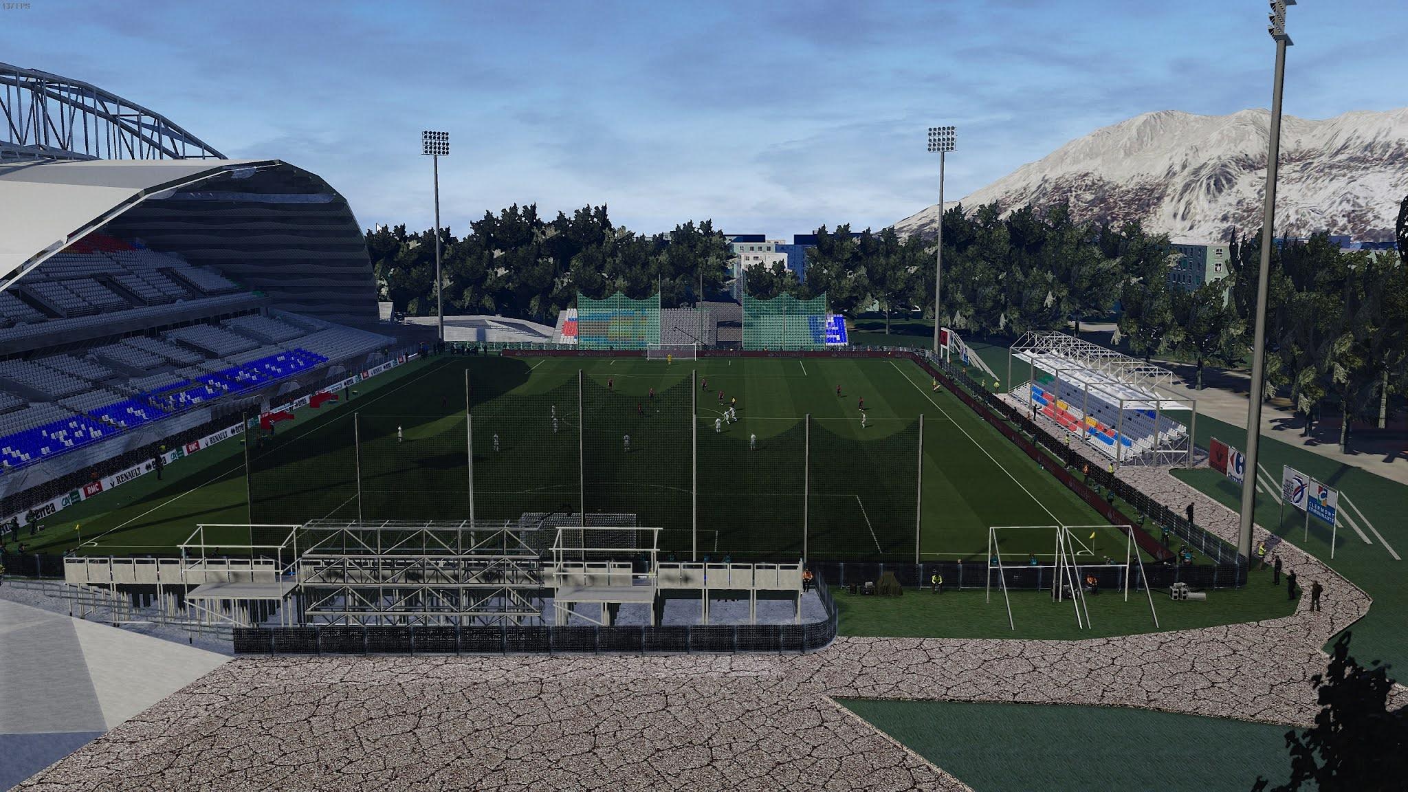 Stadeum Stade 2021