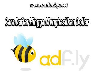 Daftar Dan Hasilkan Dollar Di Adfly