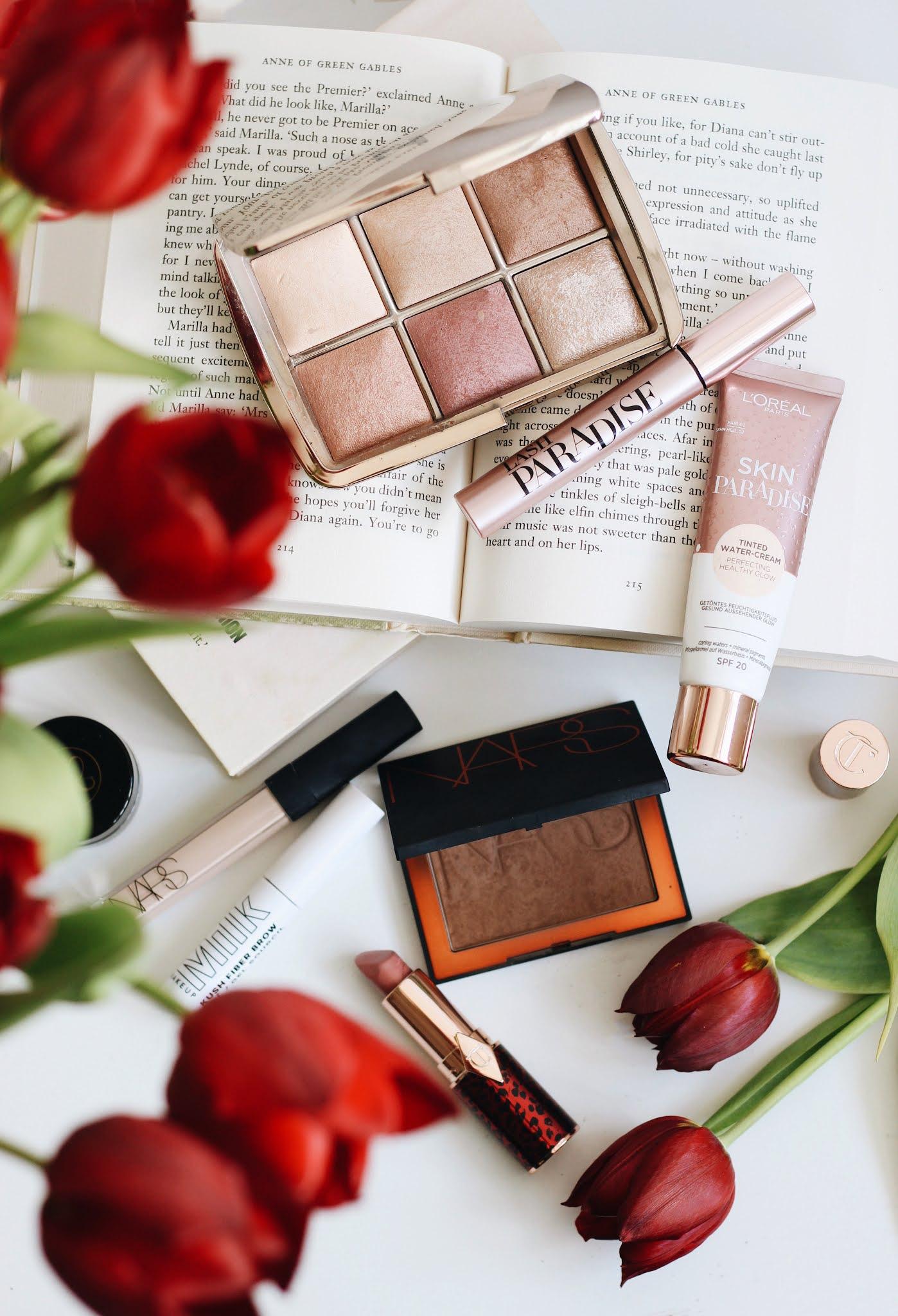 Simple Spring Makeup Routine