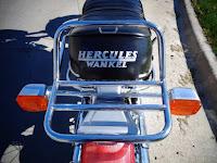 Hercules W-2000 Seat Rack