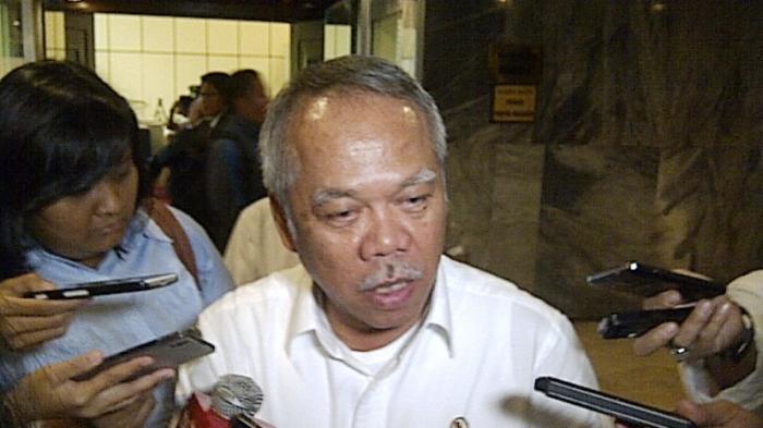 Menteri PUPR, Pemerintah Siapkan Rusun Bagi Warga Terdampak Normalisasi Ciliwung