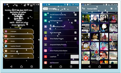 BBM MOD ANIMASI SALJU NEW BASED V.2.12.0.11 APK