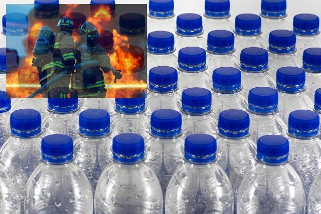 Agua para los Bomberos