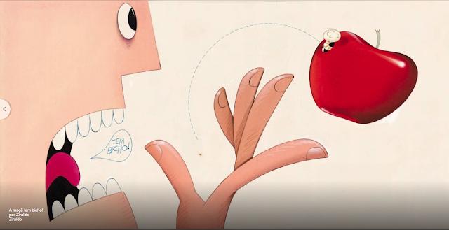 Ziraldo - O bichinho da maçã