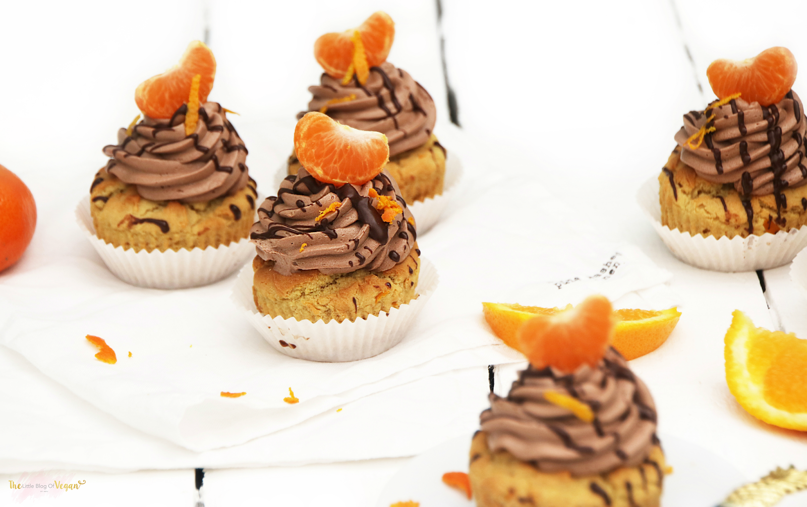 Chocolate Cupcakes With Egg Replacer
