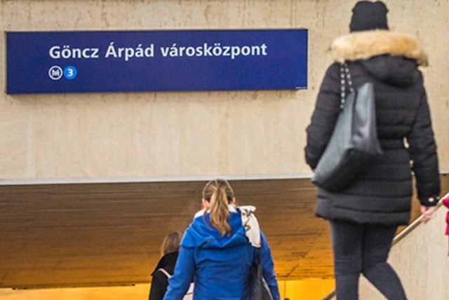 Patkányok lázadása Budapesten: Szombattól az Árpád híd metróállomás Göncz Árpád városközpont lesz