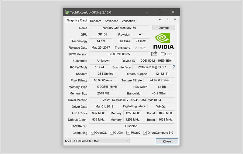 برنامج-GPU-Z