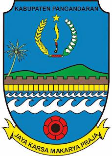 Logo/ Lambang Kabupaten Pangandaran
