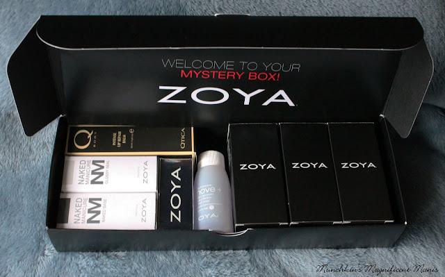 Zoya 2015 cyber Monday Mystery box