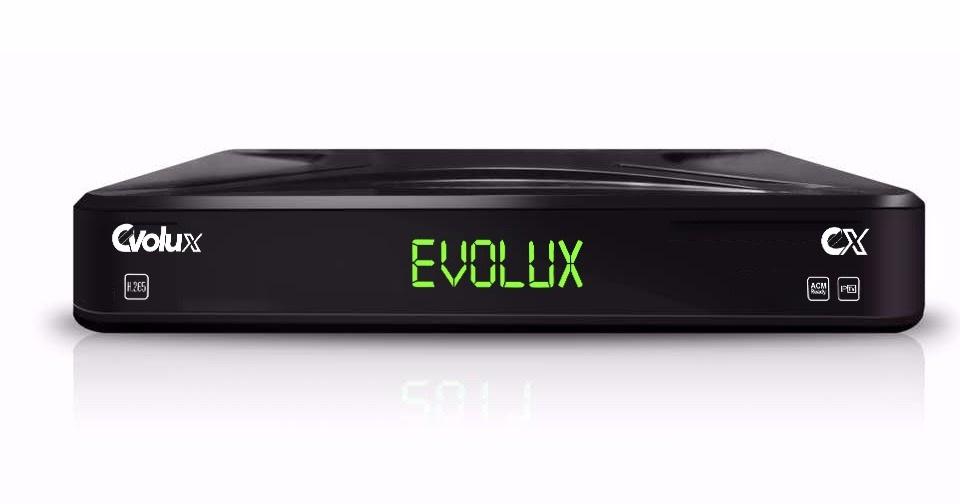 Atualização Evolutionbox Evolux V 2.2 - 18/06/2018