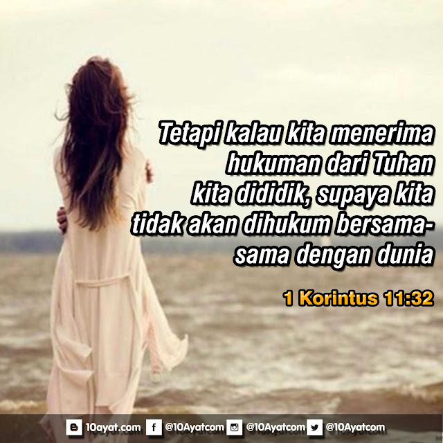1 Korintus 11:32