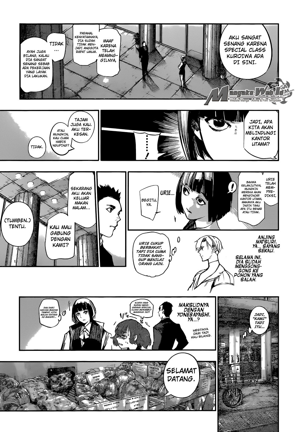 Tokyo Ghoul: Re Chapter 103-18