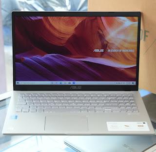 Jual Laptop ASUS A509M Intel N4020 Fullset Malang