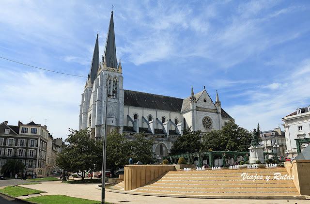 Iglesia de Saint Jacques de Pau