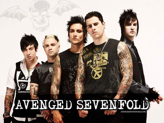 """Chord Guitar Avenged Sevenfold """"Seize The Day"""""""