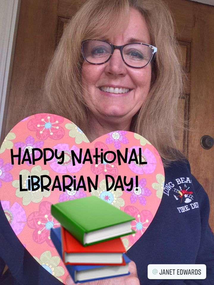 National Librarian Day Wishes For Facebook