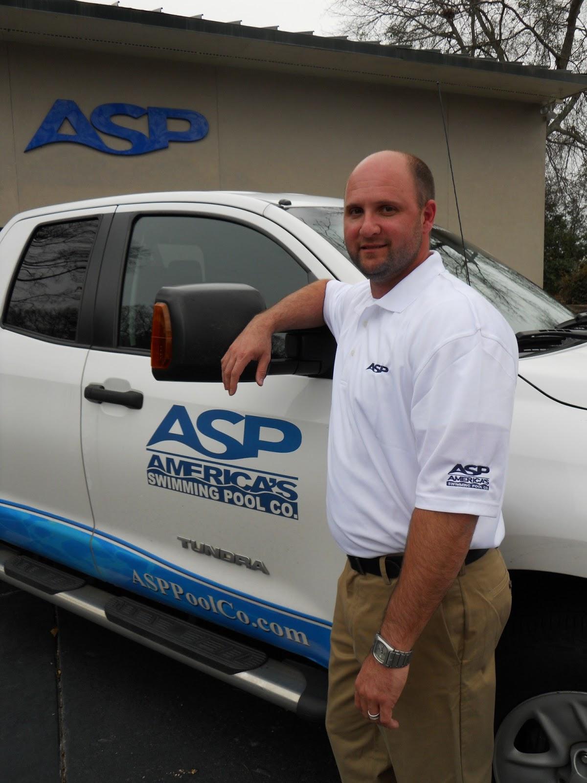 ASP – America's Swimming Pool Company – Welcomes Dave Bradshaw