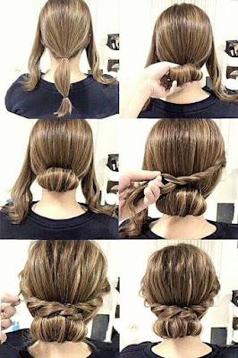 16 penteados rápidos e fáceis para fazer