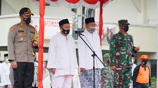 Habib Luthfi Peran Ulamak  Berikan Edukasi Masyarakat Pentingnya Disiplin Protokol Kesehatan