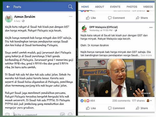 Malaysia bukan Saudi!!!!