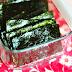 Homemade Seaweed Snacks