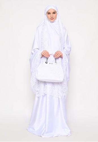 White Mukena