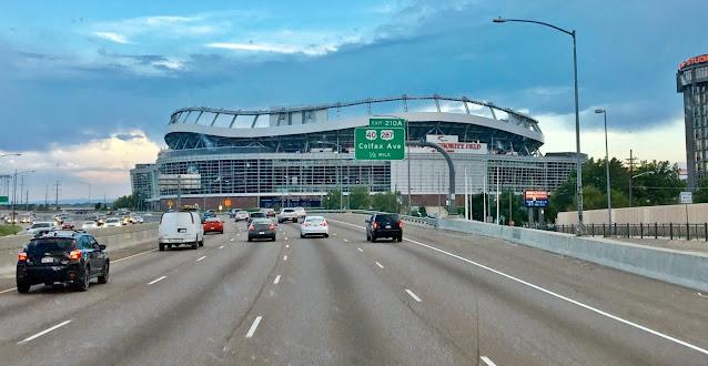 Mile High Stadium - Denver, Colorado