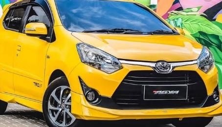 Yuk Cari Tahu Keunggulan Toyota New Agya Disini