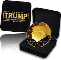 Trump Coin, Amazon Coin, Presidential Election, US Election 2020